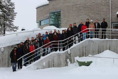 Round 15 in Kiruna
